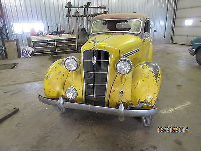 1935 Plymouth 4 door sedan  1935 plymouth 4 door sedan