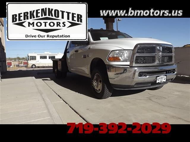 2011 Ram Ram Chassis 3500 ST Crew Cab