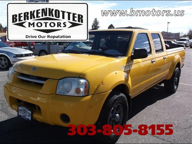 2004 Nissan Frontier XE-V6 4dr Crew Cab XE-V6