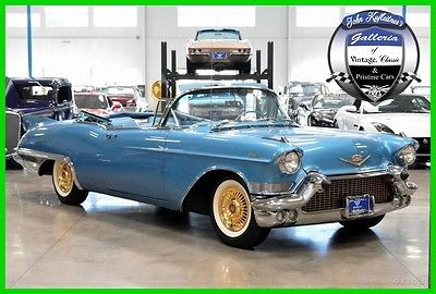 1957 Cadillac Other 1957 Used Automatic Rear Wheel Drive