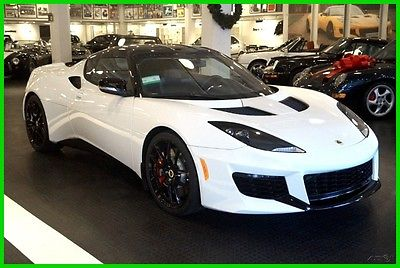 2017 Lotus Evora  2017 New Automatic RWD Coupe Premium