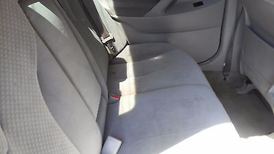 2007 Toyota Camry silver vechicle