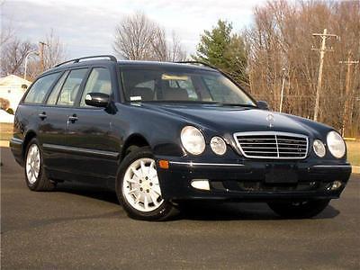 2001 Mercedes-Benz E-Class AWD 2001 Mercedes-Benz E320 4Matic Wagon - 1 OWNER - Only 99k Miles