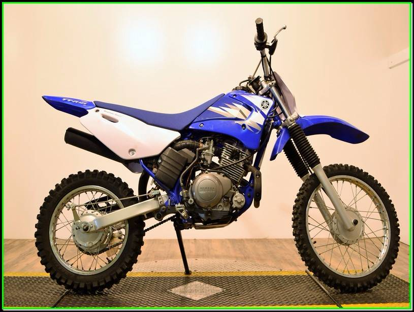 Ttr 125 motorcycles for sale for Yamaha ttr models
