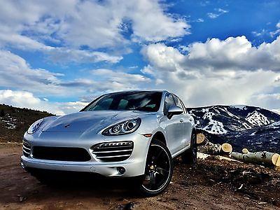 2011 Porsche Cayenne 22