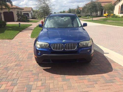 2008 BMW X3 Si All-wheel drive, FL car, Clean title, No accident
