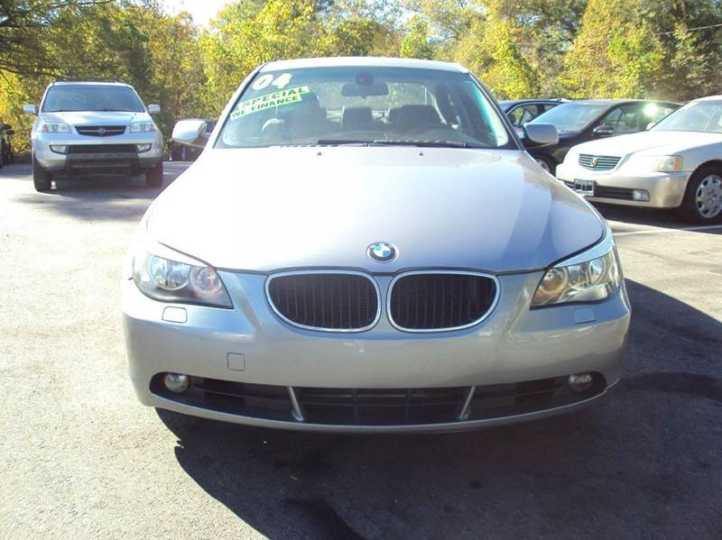 2004 BMW 5 Series 530i 4dr Sedan