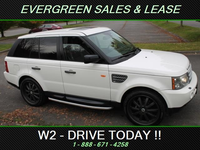2006 Land Rover Range Rover Sport Supercharged 4dr SUV - Sport