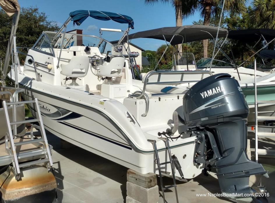 Cobia Walkaround Boats For Sale