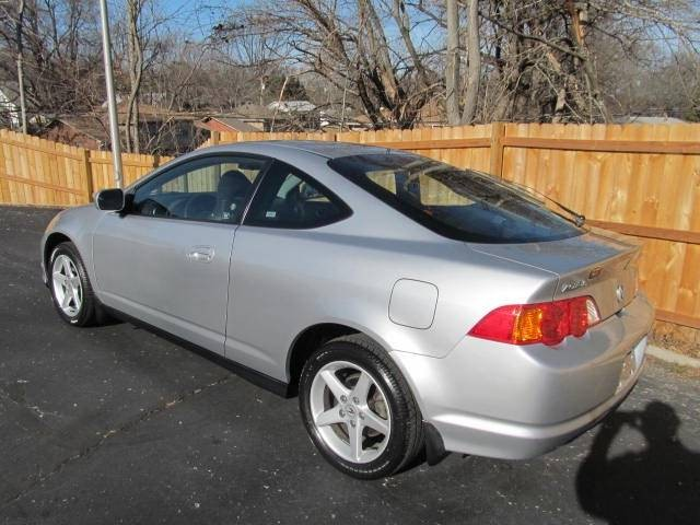 2003 Acura RSX w/Leather 2dr Hatchback w/Leather