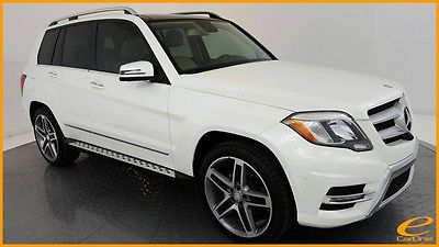 2014 Mercedes-Benz GLK-Class GLK350 | AMG SPORT | MEDIA | P1 | AUTO PARK | $17K Mercedes-Benz GLK-Class Diamond White Metallic with 19,306 Miles, for sale!