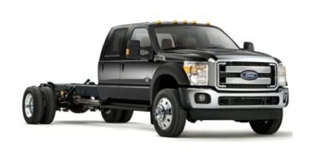 2016 Ford F-450 Chassis  Cab Chassis