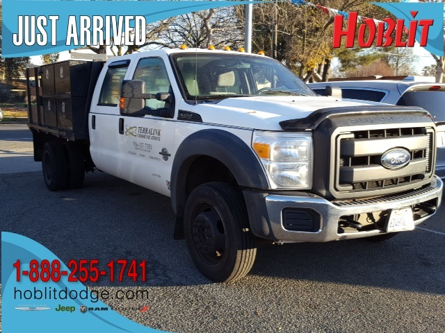 2012 Ford F-450sd  Cab Chassis
