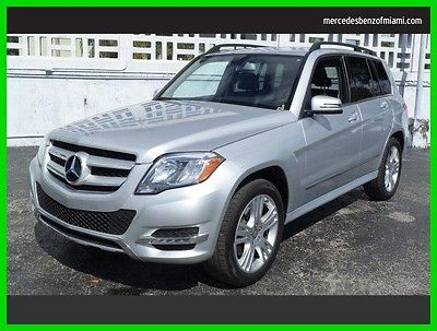 2015 Mercedes-Benz GLK-Class GLK350 2015 GLK350 Used Certified 3.5L V6 24V Automatic Rear Wheel Drive SUV Premium