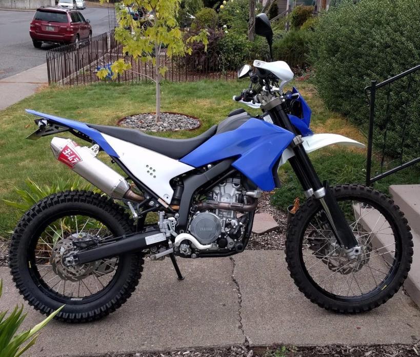 Img Myfpbrnomuzvkh R on Yamaha Wr450f Dual Sport Kit
