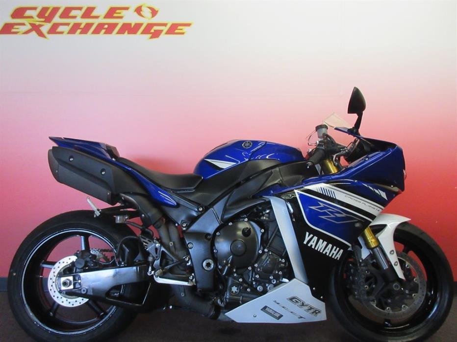 Yamaha R1 Cross Plane Motorcycles for sale