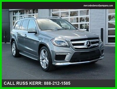 2014 Mercedes-Benz GL-Class GL550 2014 GL550 Used Certified Turbo 4.7L V8 32V Automatic All Wheel Drive SUV