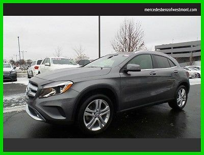2016 Mercedes-Benz Other GLA250 2016 GLA250 Used Certified Turbo 2L I4 16V Automatic All Wheel Drive SUV Premium