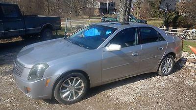 2004 Cadillac CTS 2004 cadillac cts
