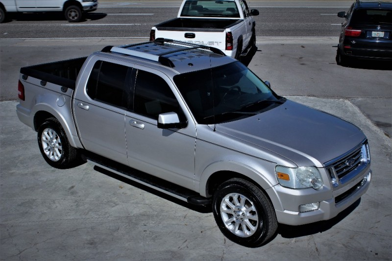 2007 Ford Explorer Sport Trac Limited 4.0L 4WD - Great Shape!