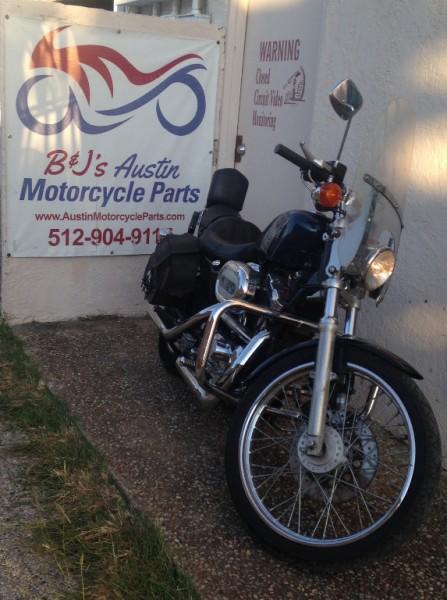 1998 Harley Davidson XL1200C Sportster Black