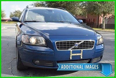 2006 Volvo V50 T5 TURBO WAGON - 53K MILES - 48 HOUR FLASH SALE tation V40 V60 V70 audi a6 a4 avant volkswagen vw jetta passat bmw 328i s40 s60