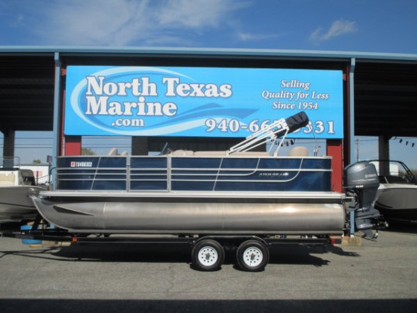 2014 Starcraft STARDECK 216 FISH