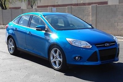 2012 Ford Focus Titanium 2012 Ford Focus Titanium ONLY 42K Miles..!!  We have financing..!!