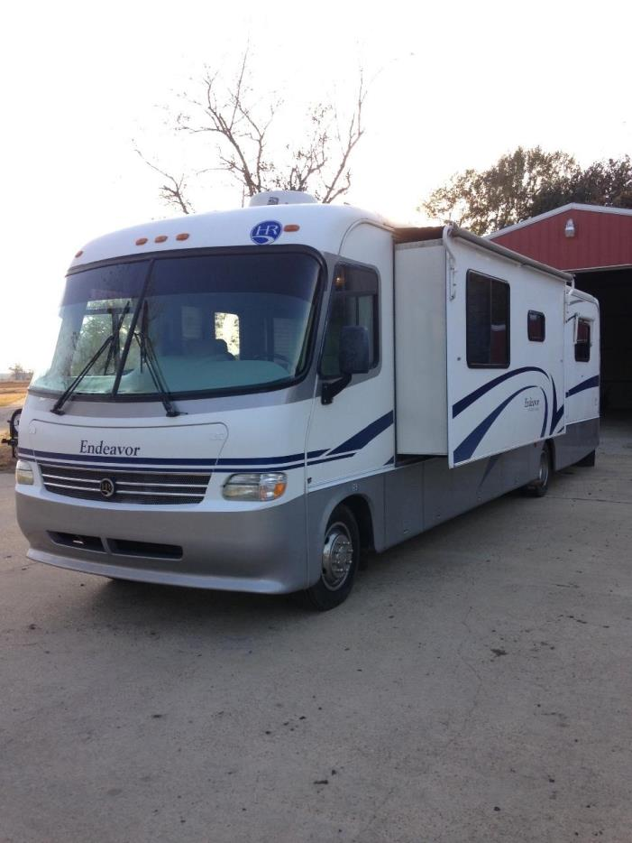 1999 Holiday Rambler ENDEAVOR 36PBD