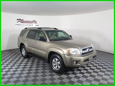 2007 Toyota 4Runner SR5 4x4 V6 SUV Towing Package Lowest Price 216k Miles 2007 Toyota 4Runner 4WD SUV Keyless Entry Side Steps Cloth Seats