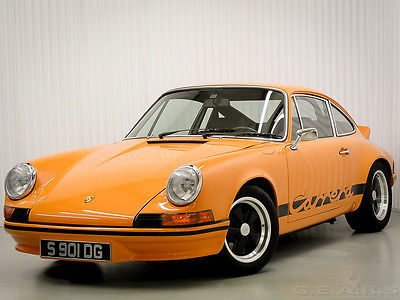1973 Porsche 911 911 RS 1973 PORSCHE 911 RS – BREATHTAKING COLLECTOR GRADE BUILD / RESTORATION!