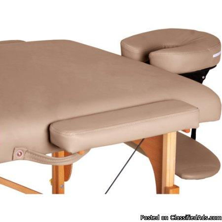 SANTA CRUZ MASSAGE TABLE - Free FedEx Shipping