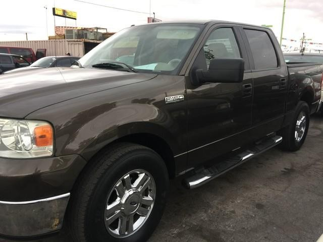 2008 Ford F-150 2WD SuperCrew 139 XLT