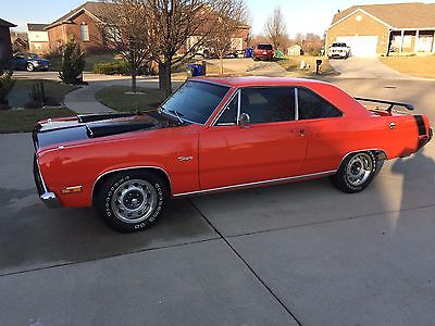 1972 Plymouth Other  1972 Plylmouth Scamp High Performance 360 V8