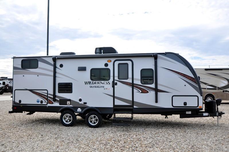 2017 Heartland Wilderness 2475BH Bunk Model RV for Sale