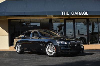 2014 BMW 7-Series  '14 BMW 750Li,MSport Pkg,445HP,DriverAssistance Pkg,Executive Pkg,Lightning Pkg,