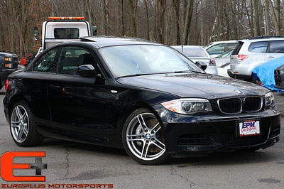 2013 BMW 1-Series 135is M-Sport Coupe 6-Speed Manual 2013 BMW 1 Series