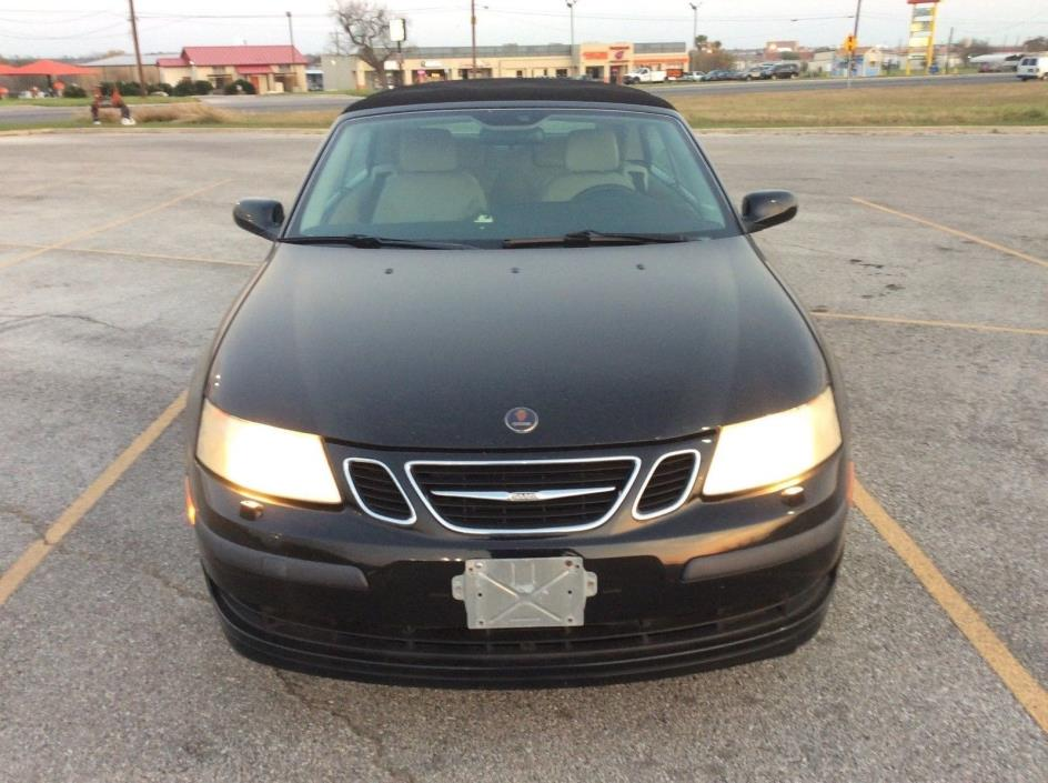 2007 Saab 9-3  AAB 9-3 AC FULLY LOADED 2007 $5000