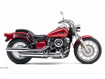 2008  Yamaha  V Star Custom