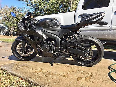 2008 Honda CBR Graffiti edition cbr 600rr 1580 miles 2008