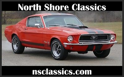 1968 Ford Mustang FASTBACK-RARE & CLEAN SOLID PONY-SEE VIDEO- CALL U 1968 Ford Mustang FASTBACK-RARE & CLEAN SOLID PONY-SEE VIDEO-