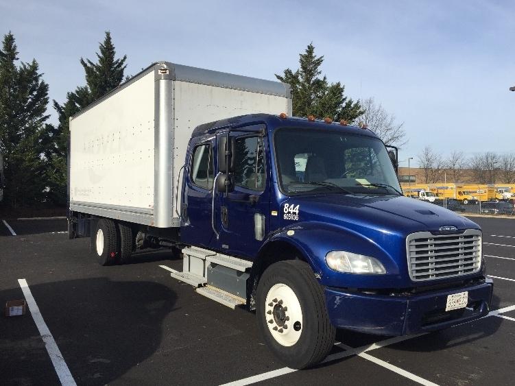 2011 Freightliner Business Class M2 106  Box Truck - Straight Truck