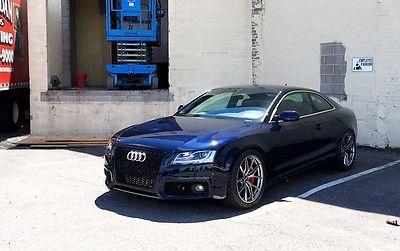 2010 Audi A5 premium plus 2010 Audi A5 2.0T Quattro Premium