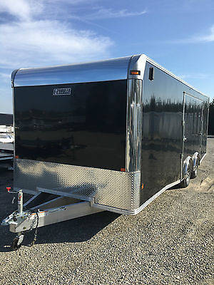 Mission EZ Hauler 8.5'x24' All Aluminum Enclosed Trailer Car Hauler