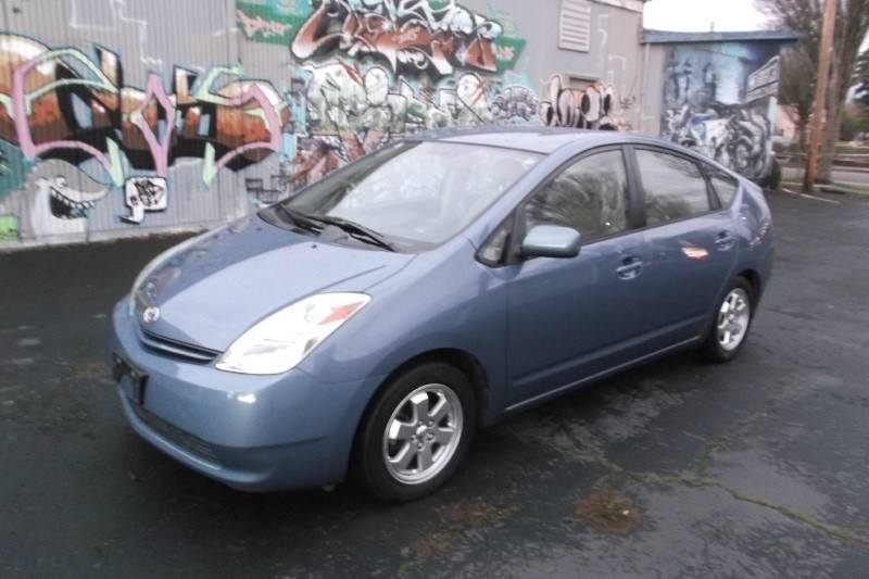 2005 Toyota Prius CLEAN CARFAX REFURB HYBRID BATTERY Drives Perfect EASY Financing