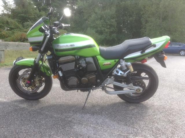1996 Kawasaki VULCAN 800