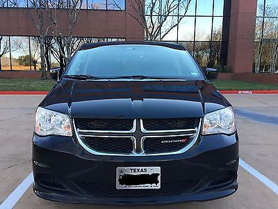 2012 Dodge Grand Caravan  Dodge Grand Caravan 2012, Super clean, Black, Blue Title, New Tires,Power slidIs