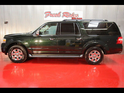 2014 Ford Expedition  2014 Ford Expedition 4x4 XLT Third Row Seating Almost New Tires