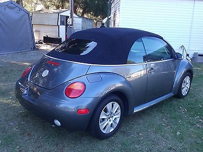 2004 Volkswagen Beetle-New GLS vw.new beetle convertible