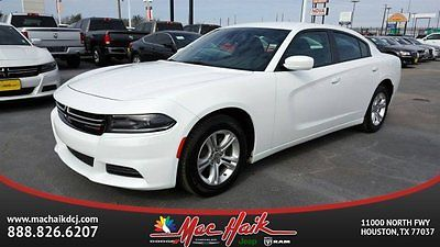 2016 Dodge Charger SE 2016 Dodge Charger SE Sedan Automatic Regular Unleaded V-6 3.6 L/220